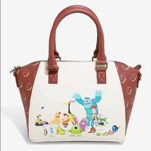Loungefly Toy Story satchel bag